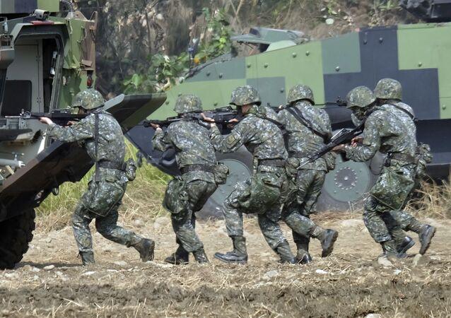 台湾の軍事(アーカイブ写真)