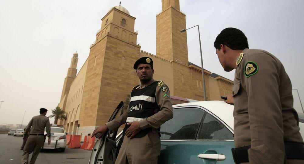 サウジアラビアの警察(アーカイブ写真)