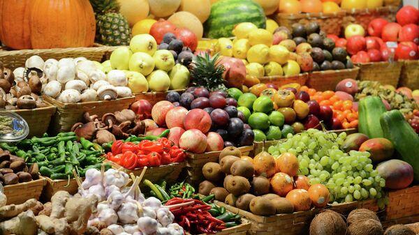 Fruits and vegetables - Sputnik 日本