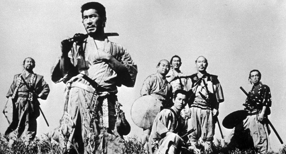 黒澤明監督の『七人の侍』