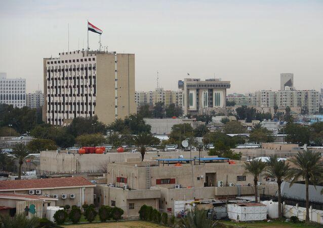 イラク首都バグダッド コロナ患者受入れ病院 火災の死者82人に