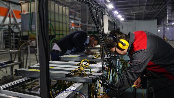 仮想通貨のマイニング(採掘) - Sputnik 日本