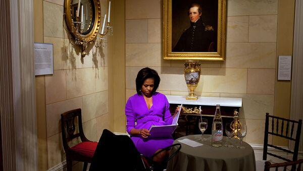 ミシェル・オバマ氏 パンデミックとトランプ大統領による鬱について語る - Sputnik 日本