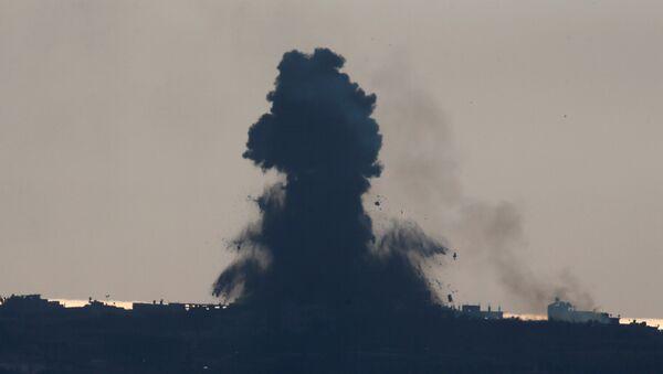 イスラエル軍、ガザ地区(アーカイブ写真) - Sputnik 日本