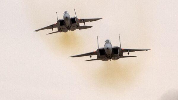 Истребители F-15 ВВС Израиля - Sputnik 日本