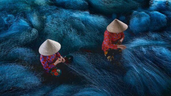 写真家のJavier De La Torre氏による作品『Lijiang Temple』 - Sputnik 日本