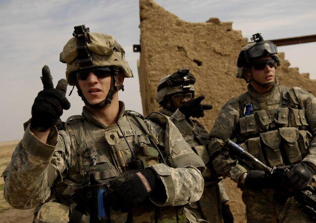 アメリカ軍 (アーカイブ写真)