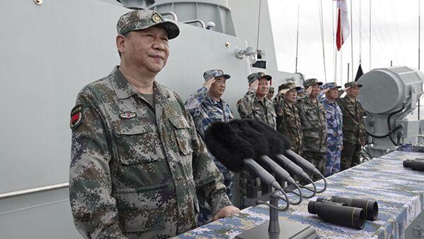 中国海軍 - Sputnik 日本