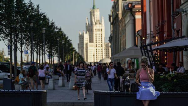 モスクワにある新たな広場 - Sputnik 日本