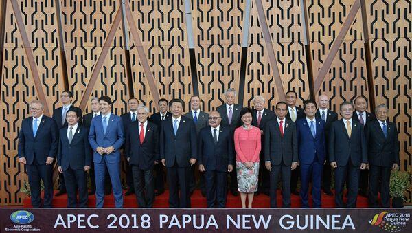 APEC首脳会議 - Sputnik 日本