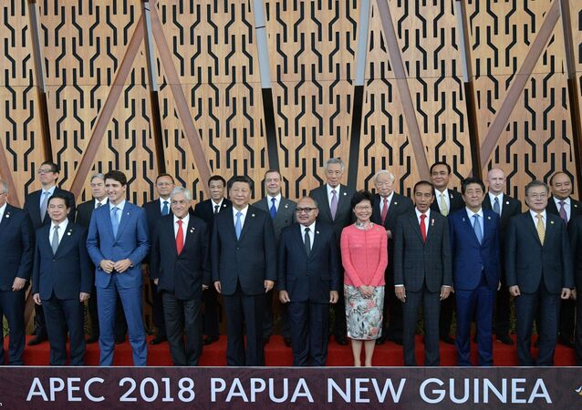APEC首脳会議