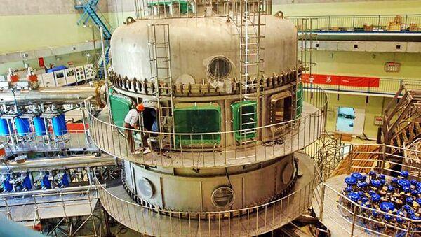 高温核融合炉EAST - Sputnik 日本