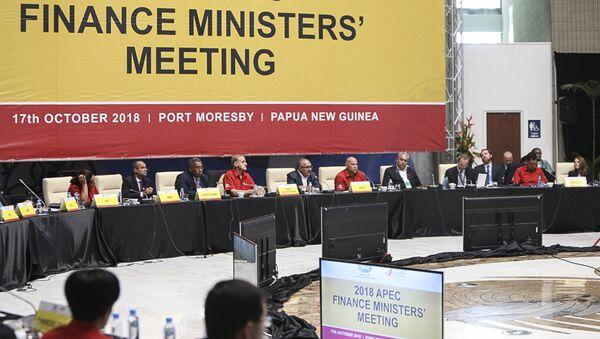 アジア太平洋経済協力会議(APEC) - Sputnik 日本