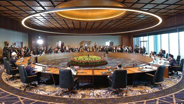 APEC首脳会議【アーカイブ】 - Sputnik 日本
