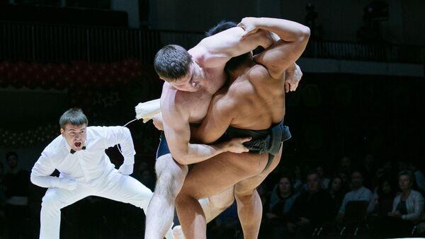 相撲大会 - Sputnik 日本