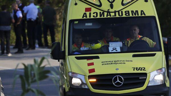 スペインの救急車 - Sputnik 日本