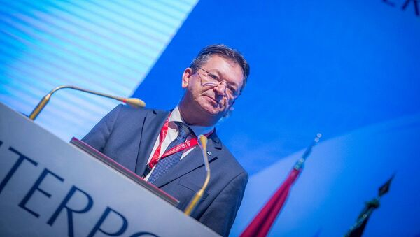 Вице-президент Интерпола россиянин Александр Прокопчук - Sputnik 日本