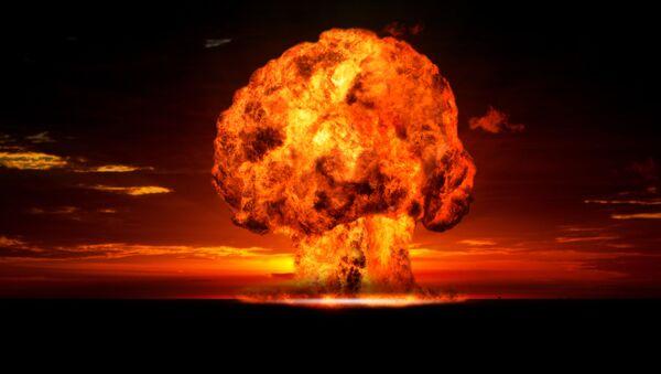 核爆発(アーカイブ写真) - Sputnik 日本
