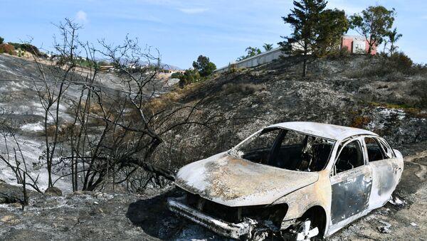 カリフォルニア火災 - Sputnik 日本