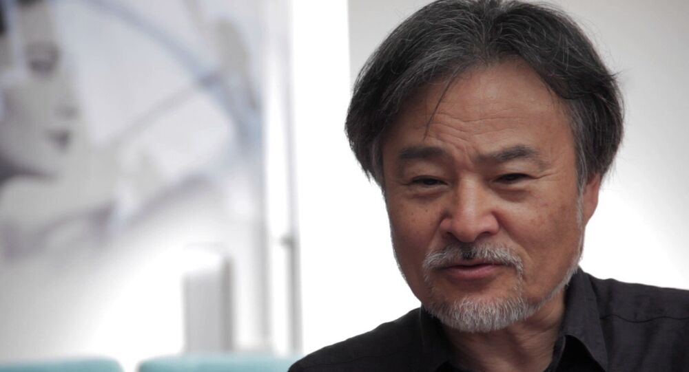 映画監督、黒沢清さん モスクワは「熱のある町」