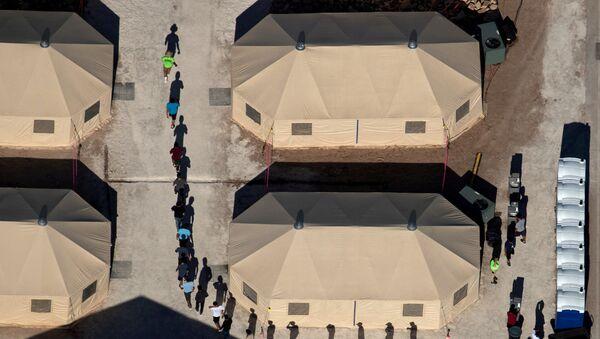 米テキサス州移民センター - Sputnik 日本