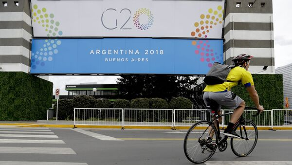 G20開催:アルゼンチンで安倍首相を待つものとは?首脳会談の注目ポイント一挙紹介 - Sputnik 日本
