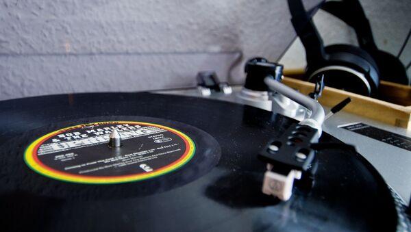 Un disco de Bob Marley - Sputnik 日本