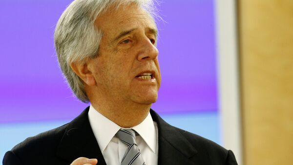 ウルグアイのバスケス大統領 - Sputnik 日本