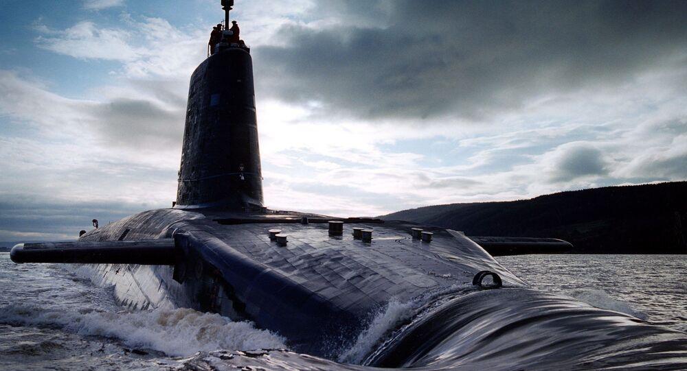 英国の潜水艦
