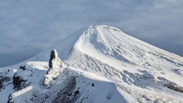 カムチャッカのアヴァチンスキイ火山 - Sputnik 日本