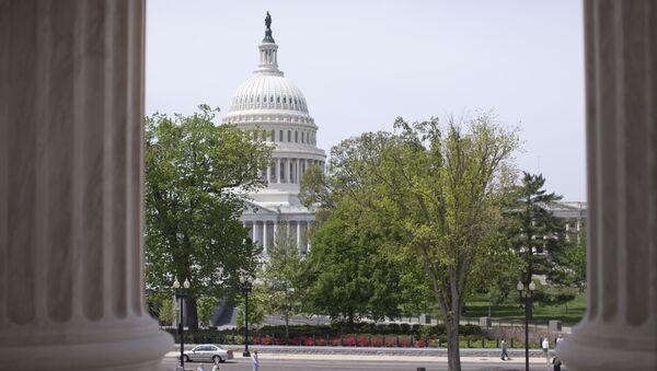 アメリカ合衆国議会議事堂 - Sputnik 日本