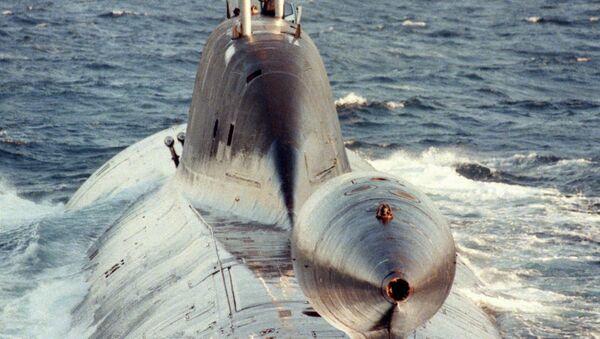 ロシアで新世代原子力潜水艦建造始まる - Sputnik 日本