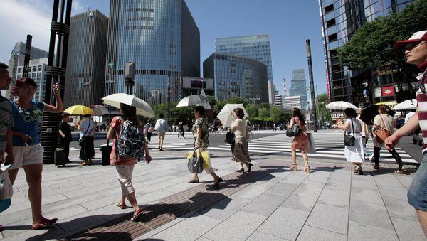 日本、夏 - Sputnik 日本