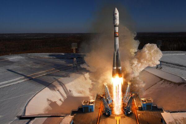 ソユーズ 2.1aロケットの打上げ - Sputnik 日本