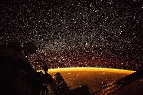 ISSから見た地球 - Sputnik 日本