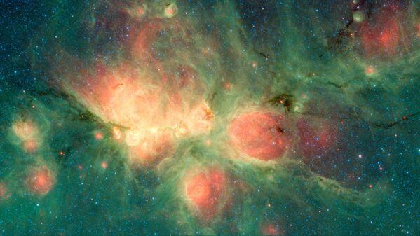 猫の手星雲 - Sputnik 日本
