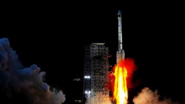 「嫦娥4号(Chang'e-4)」 - Sputnik 日本