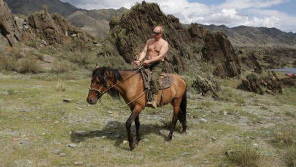 プーチン氏の香水 モスクワで販売開始 - Sputnik 日本