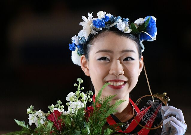 日本の紀平梨花(アーカイブ写真)
