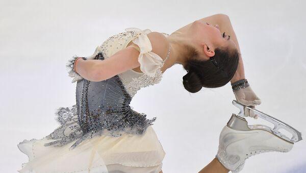 アリーナ・ザキトワ選手 - Sputnik 日本