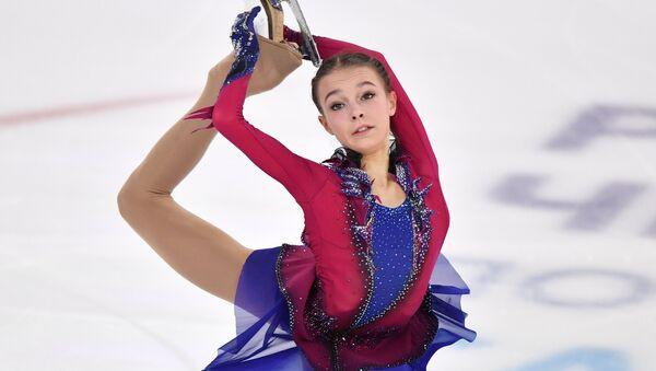 アンナ・シェルバコワ選手 - Sputnik 日本