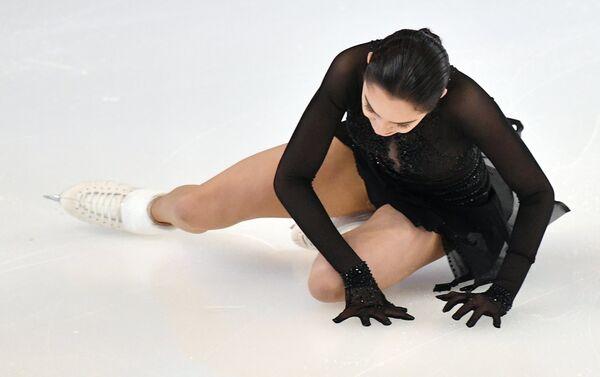 エフゲニア・メドベージェワ - Sputnik 日本