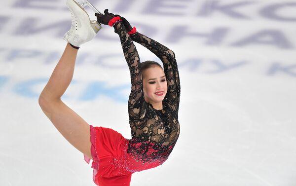 アリーナ・ザギトワ - Sputnik 日本