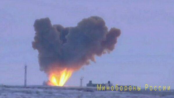 「アバンガルド」の発射 - Sputnik 日本