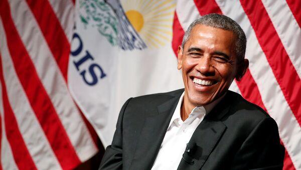 Barack Obama, expresidente de EEUU - Sputnik 日本