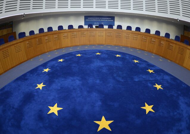欧州人権裁判所