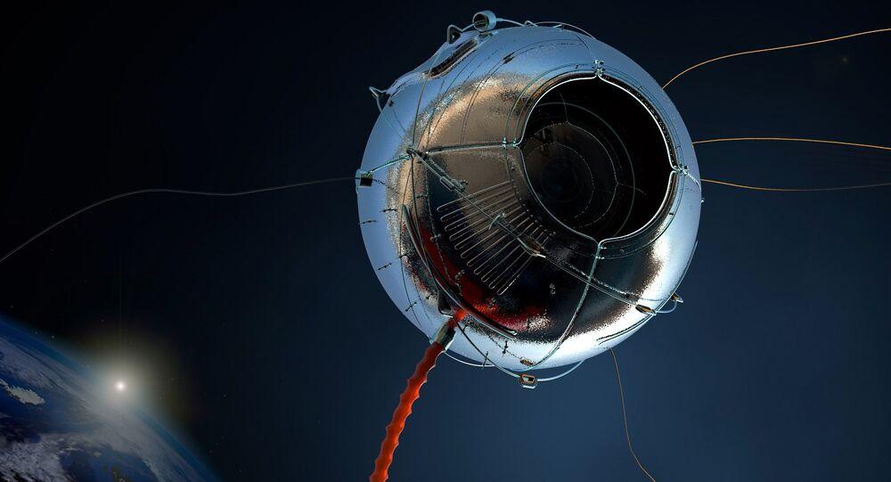 衛星(イメージ)