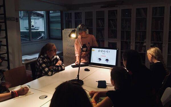 モスクワの児童メディアワークショップ - Sputnik 日本