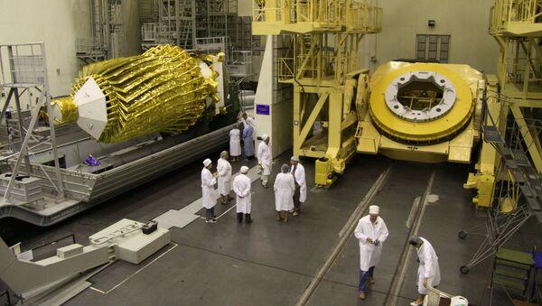 Работы с российской астрофизической обсерваторией Спектр-Р - Sputnik 日本