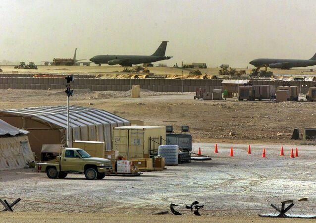 アルウデイド米空軍基地